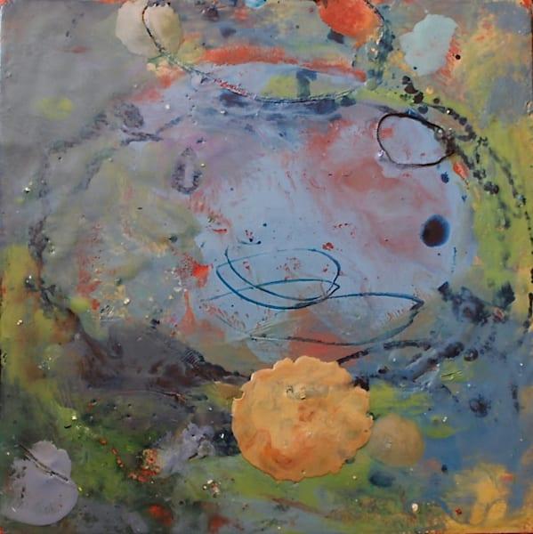 Pondfronds I Art | Ginny Krueger