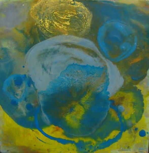 Pond Fronds Ii Art | Ginny Krueger