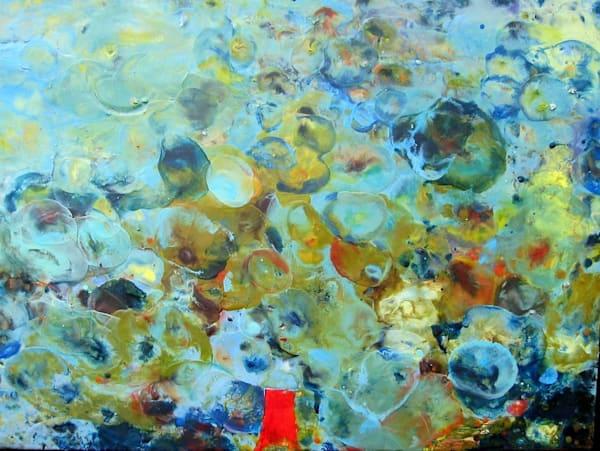Collecting Pool I Art | Ginny Krueger