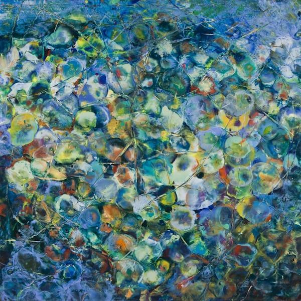 Montisi Pond Art | Ginny Krueger
