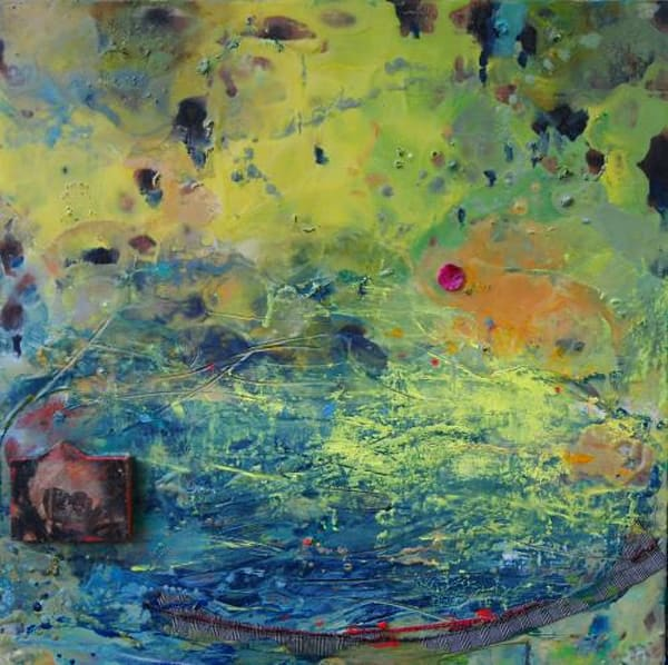 Toscana (From Where I Sit) Art | Ginny Krueger