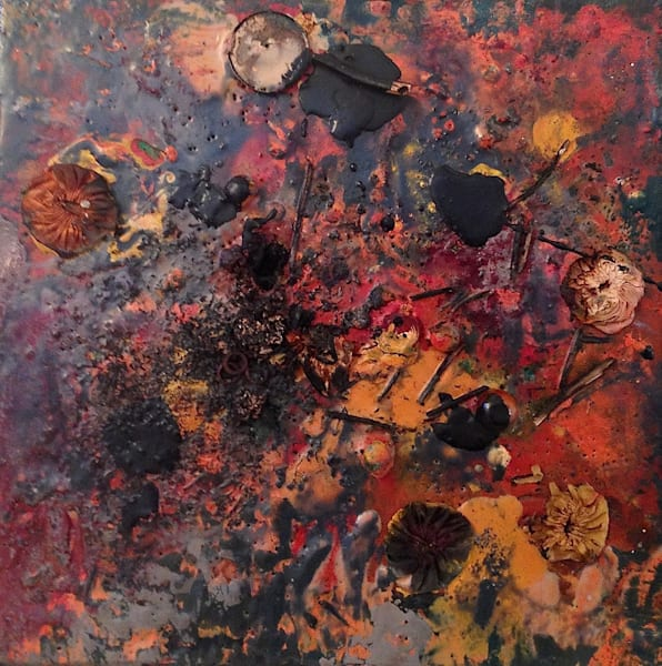 Something Of The Grave Art | Ginny Krueger