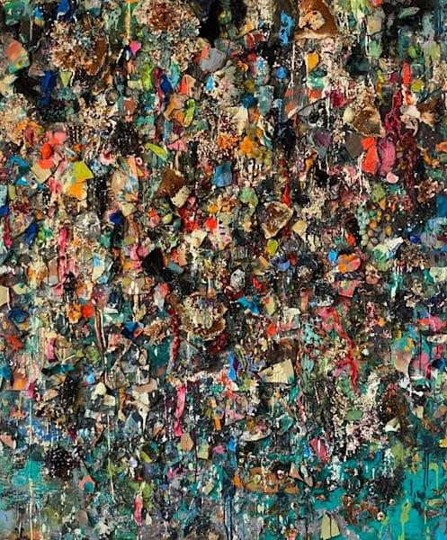 Turnsole Sachet Art | Ginny Krueger