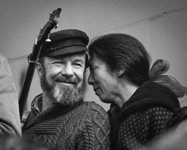 Pete And Toshi Seeger Photography Art   Nick Levitin Photography