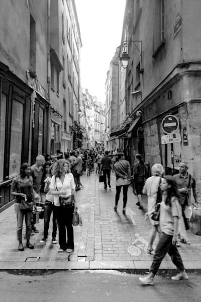 Paris   Le Marais Photography Art   Nick Levitin Photography