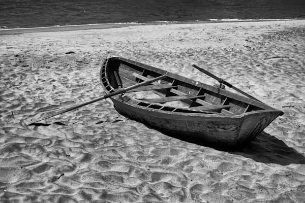 A Boat  Photography Art   Nick Levitin Photography