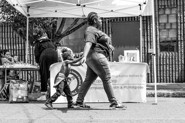 Mother And Child, Pine Street Photography Art   Nick Levitin Photography