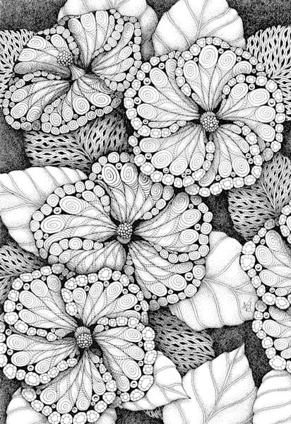 "Hawaiian Delight Art | Kristin Moger ""Seriously Fun Art"""