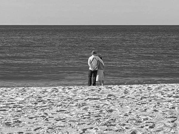 Looking Out To Sea Photography Art | Nick Levitin Photography