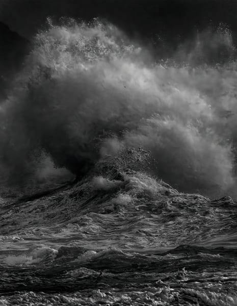 The Tempestuous Building Of Mountains Photography Art | Ed Sancious - Stillness In Change