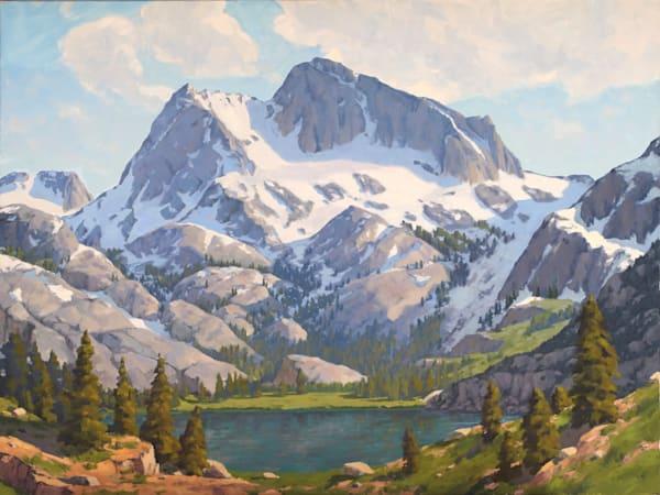 Rock And Snow Art | Diehl Fine Art