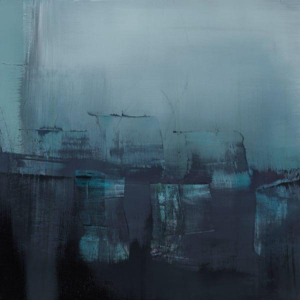Blue Spirits Art | Ingrid Matthews Art
