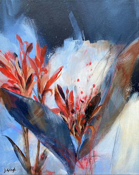 Embers Of Memories Art | Jen Singh Creatively