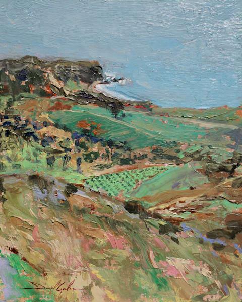 View Of Abalone Cove Art | Danielsartwork