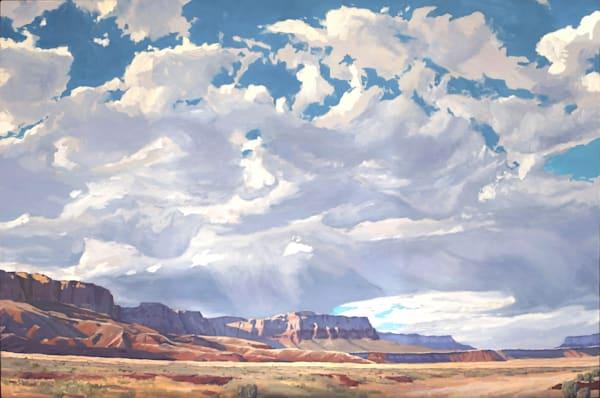 Passing Storm Art | Diehl Fine Art