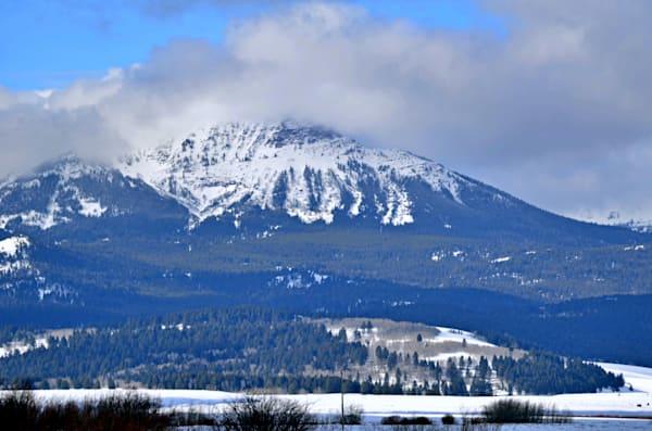 Montana Mountain Range Photography Art | KAT MILLER-PHOTO ARTIST