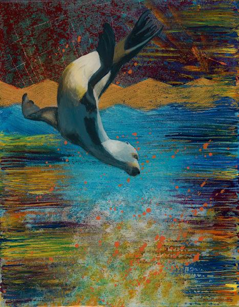 Splash Art   Art by Heather Stadler