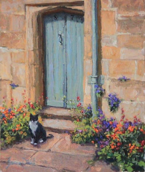 Entry Garden Art | Diehl Fine Art