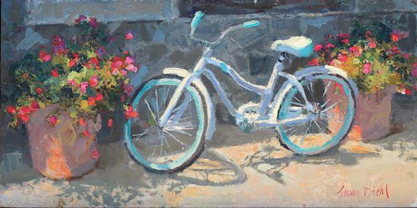 Flower Pedals Art | Diehl Fine Art