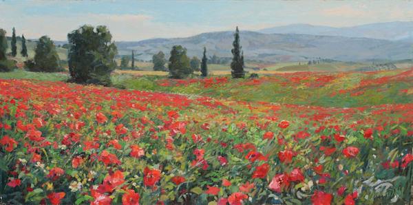 Full Bloom Art | Diehl Fine Art