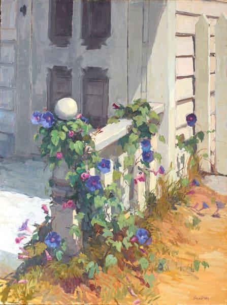 Morning Glory Art | Diehl Fine Art