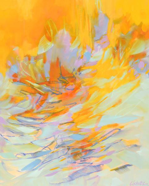 Journeys of Love by Cameron Schmitz, Pigment print.