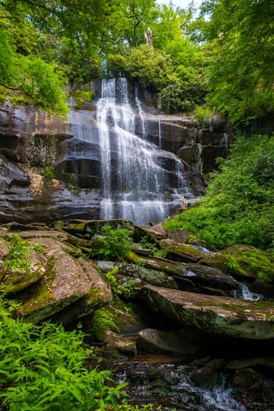 Falls Creek Falls Photography Art | Blue Ridge Zen