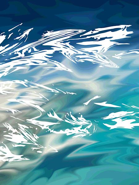Window Seat Over The Bahamas Art   Elena Lipkowski Fine Arts, LLC