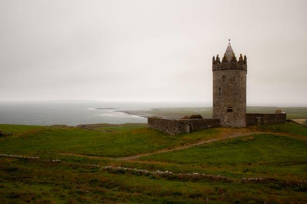 Doonagore Castle, Ireland Photography Art | E. Morton Studios
