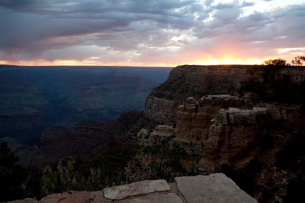 Sunrise On The South Rim Of The Grand Canyon Photography Art   E. Morton Studios