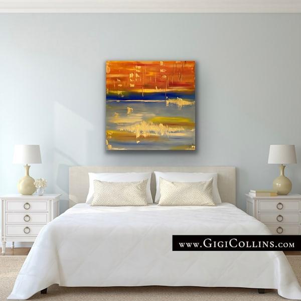 """Daylight"" Signed Limited Edition Art   Gigi Collins Art"