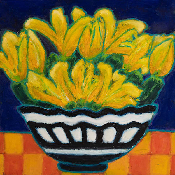 Zucchini in a Bowl