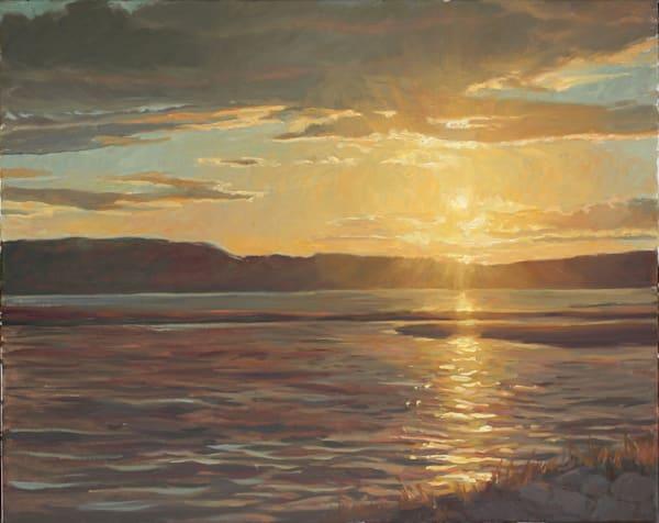Good Night Sun Art | Diehl Fine Art