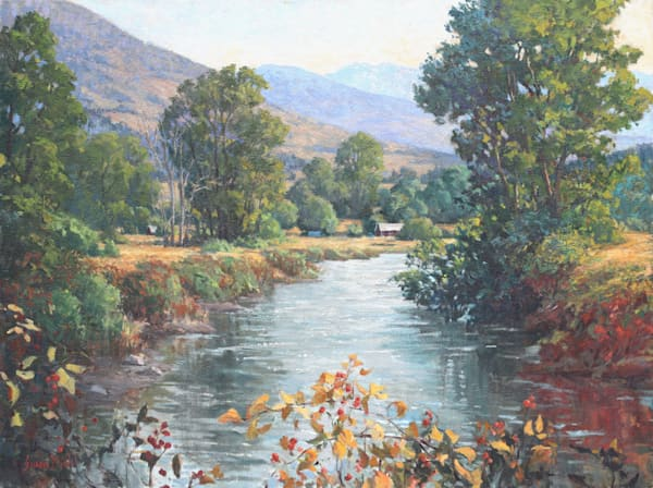 River Bend Art | Diehl Fine Art