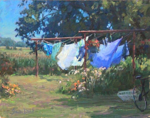 Summer Breeze Art   Diehl Fine Art