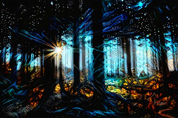 Daydream Art | Jacob Folger Artist