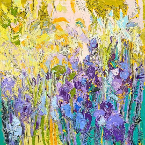 Dawn Comes Quietly Art | Dorothy Fagan Joy's Garden