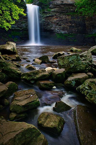 Cedar Creek and Falls