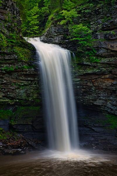Cedar Falls Close Up
