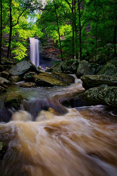 Cedar Falls and Creek