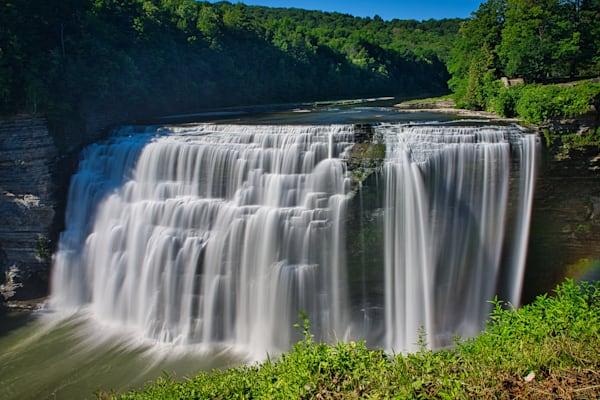 Lower Falls, Genesee River