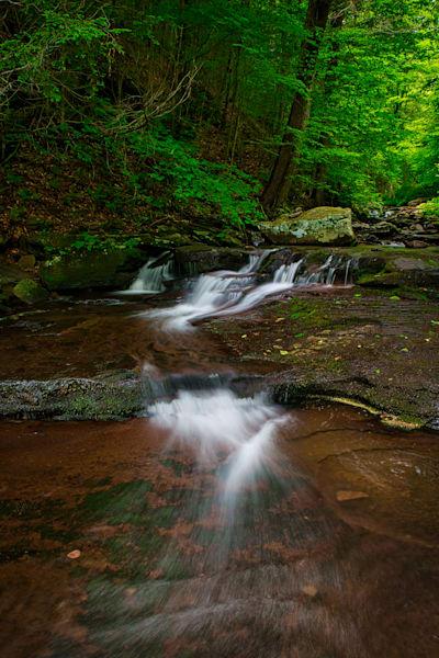 Kitchen Creek, Ricketts Glen, Pennsylvania