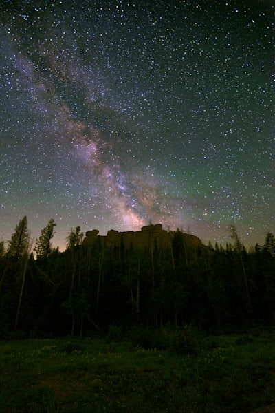 Under The Stars In The Land Of The Earthborn Spirits Photography Art | Nicholas Jensen Photography