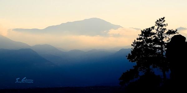 Mysterious Peak Photography Art | Casey Chinn Photography LLC