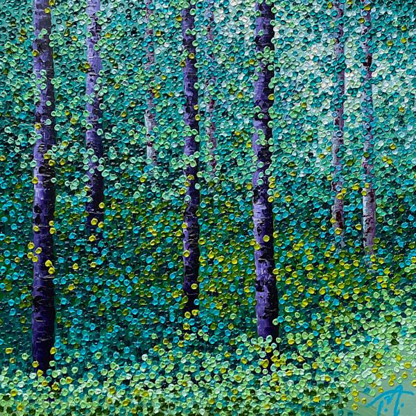 Growing Stronger   Original Oil Painting Art   Tessa Nicole Art