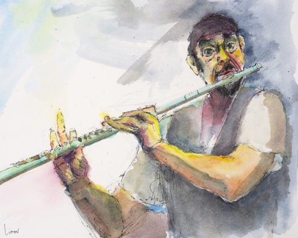 Fluitist | Limor Dekel Fine Art