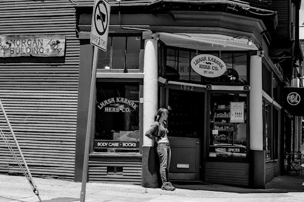 Taking A Smoke Break Photography Art   Nick Levitin Photography
