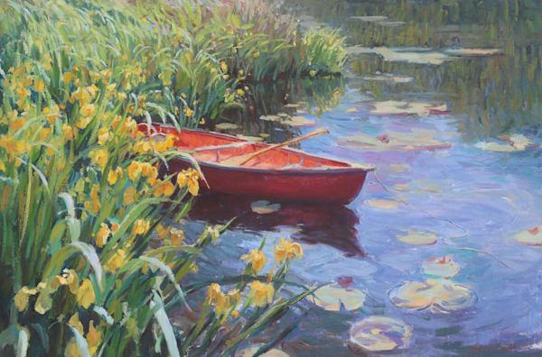 Among The Reeds Art | Diehl Fine Art