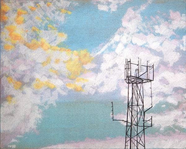 Mobile Masts Art | Emma Frost