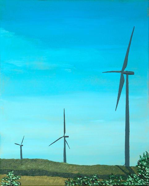 Zephyrus   God Of The West Wind Art | Emma Frost